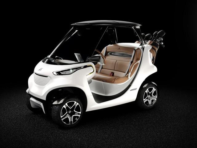 Chiếc xe đánh golf xa xỉ này còn đắt hơn cả Mercedes-Benz E-Class - Ảnh 3.