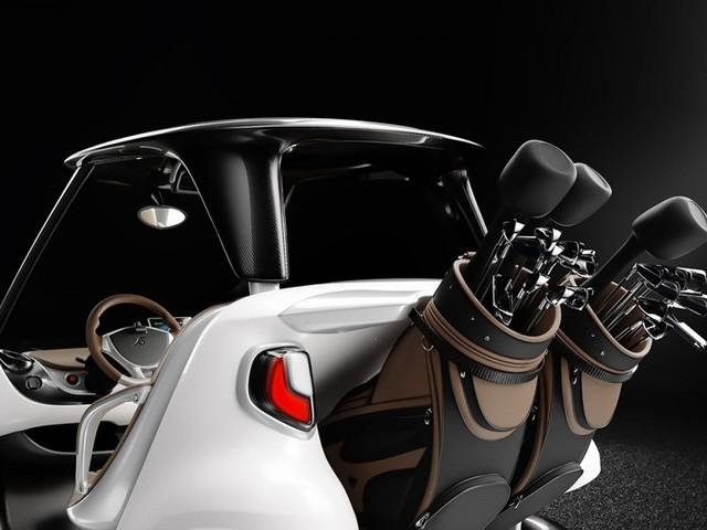 Chiếc xe đánh golf xa xỉ này còn đắt hơn cả Mercedes-Benz E-Class - Ảnh 5.