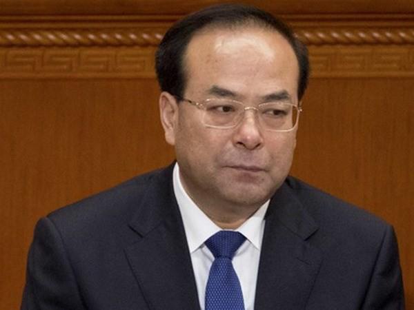 Cựu Ủy viên Bộ Chính trị Trung Quốc bị kết án tù chung thân - Ảnh 1.