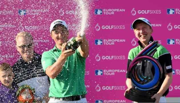 Vô địch GolfSixes, tay golf nhận tiền thưởng gấp đôi số kiếm được trong sự nghiệp - Ảnh 1.