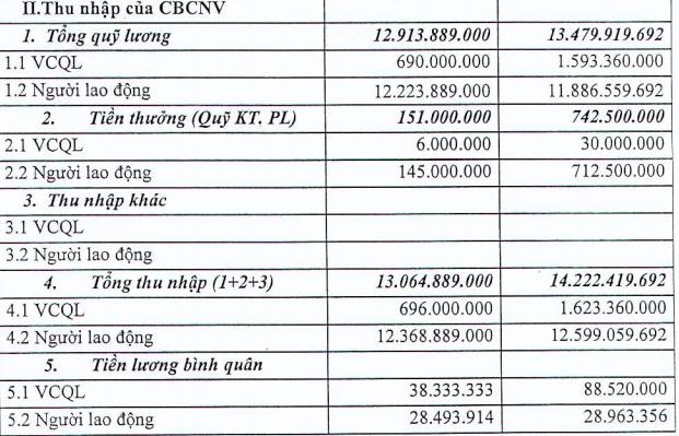 Lương sếp VAMC có thời điểm lên hơn 88 triệu đồng một tháng  - Ảnh 1.