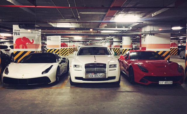 Không chỉ buôn đồng hồ chục tỷ, đại gia Hà Nội này còn sở hữu bộ sưu tập siêu xe khủng - Ảnh 17.