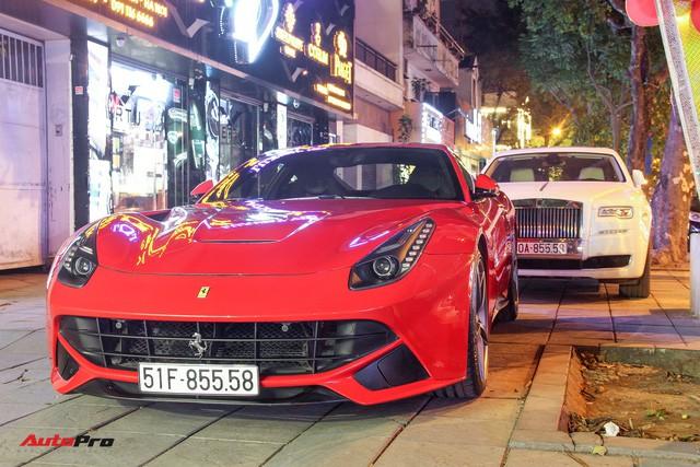 Không chỉ buôn đồng hồ chục tỷ, đại gia Hà Nội này còn sở hữu bộ sưu tập siêu xe khủng - Ảnh 9.
