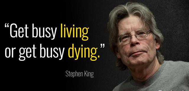 Stephen King: Chân dung người kiến tạo ra cả một nền văn hóa kinh dị cho toàn thế giới - Ảnh 8.
