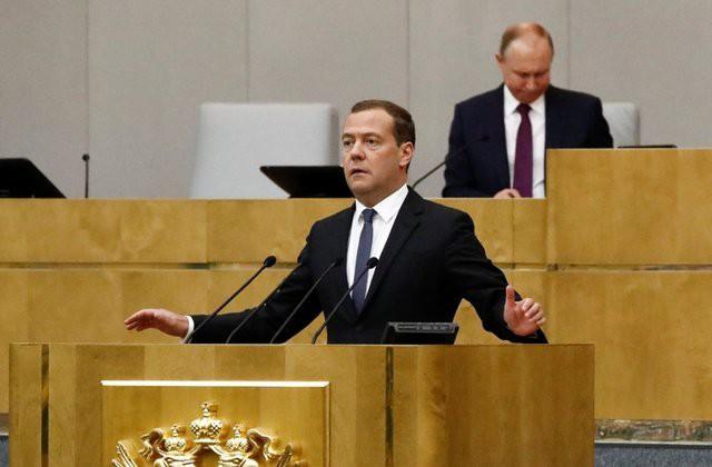 Thủ tướng mới mà cũ được chuẩn y: Nước Nga không còn khoảng trống quyền lực - Ảnh 1.