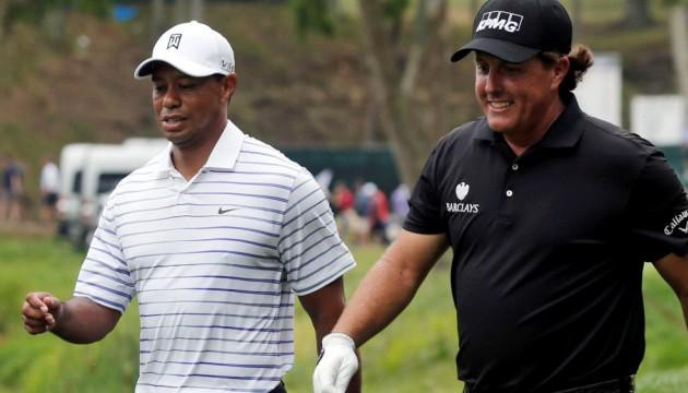 Tiger Woods sẽ so tài với 53 tay golf trong top BXH thế giới tại The Players Championship 2018 - Ảnh 1.