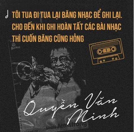 """Saxophone Quyền Văn Minh: Từ cậu thiếu niên học Jazz bằng băng cassette đến """"Huyền thoại sống Jazz Việt Nam"""" - Ảnh 4."""