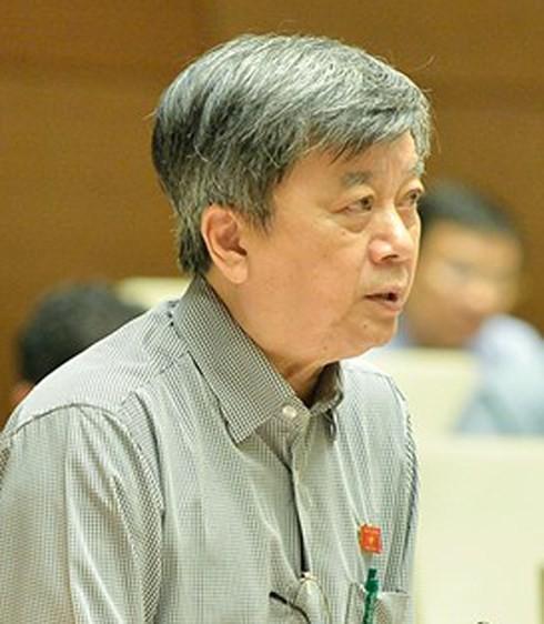 Ông Trương Trọng Nghĩa: Quy hoạch cũng là nguồn rất nhiều tiêu cực - Ảnh 2.