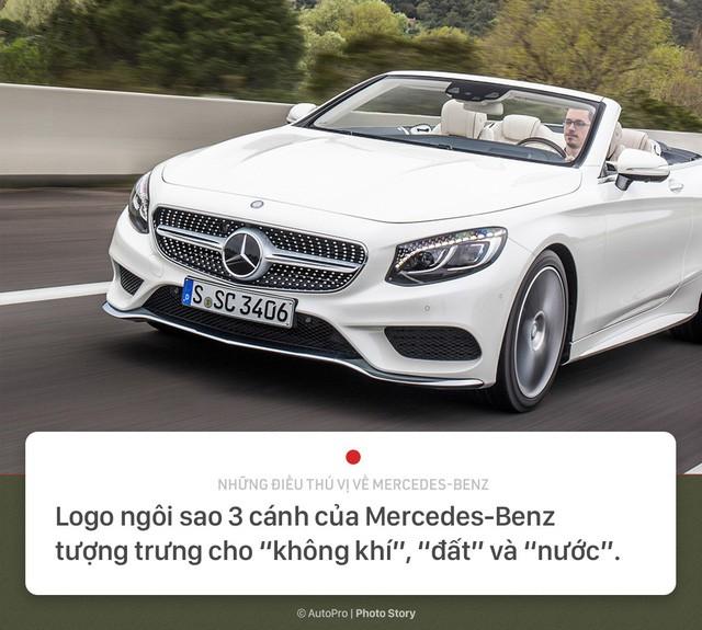 [Photo Story] 10 điều thú vị về Mercedes-Benz: trùm phát xít Hitler là một trong những khách hàng đầu tiên - Ảnh 2.