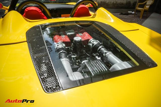 """Hàng hiếm Ferrari F360 Spider """"hồi sinh"""" dưới bàn tay dân chơi siêu xe Sài Gòn - Ảnh 10."""