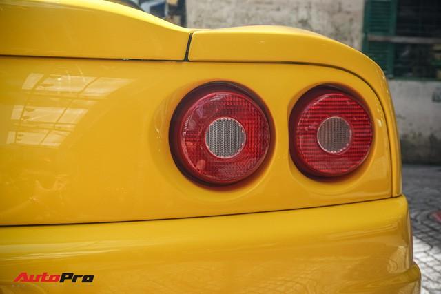 """Hàng hiếm Ferrari F360 Spider """"hồi sinh"""" dưới bàn tay dân chơi siêu xe Sài Gòn - Ảnh 12."""