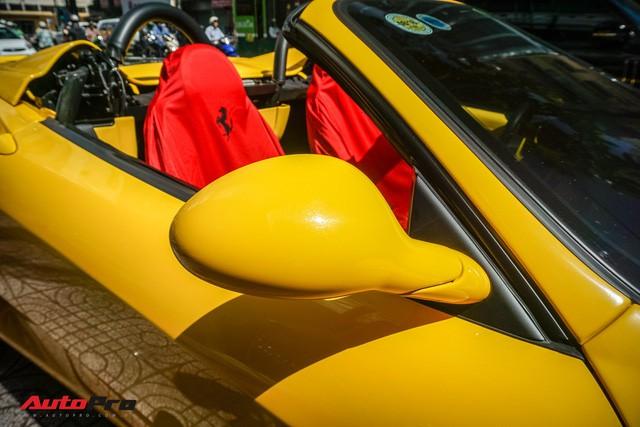 """Hàng hiếm Ferrari F360 Spider """"hồi sinh"""" dưới bàn tay dân chơi siêu xe Sài Gòn - Ảnh 2."""