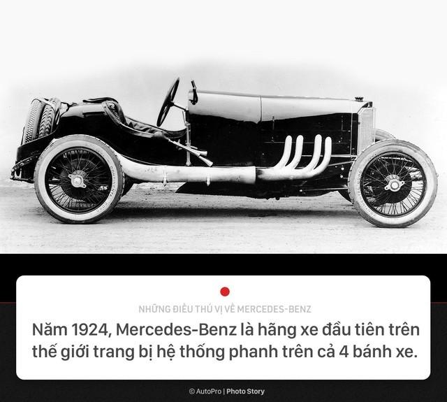 [Photo Story] 10 điều thú vị về Mercedes-Benz: trùm phát xít Hitler là một trong những khách hàng đầu tiên - Ảnh 4.