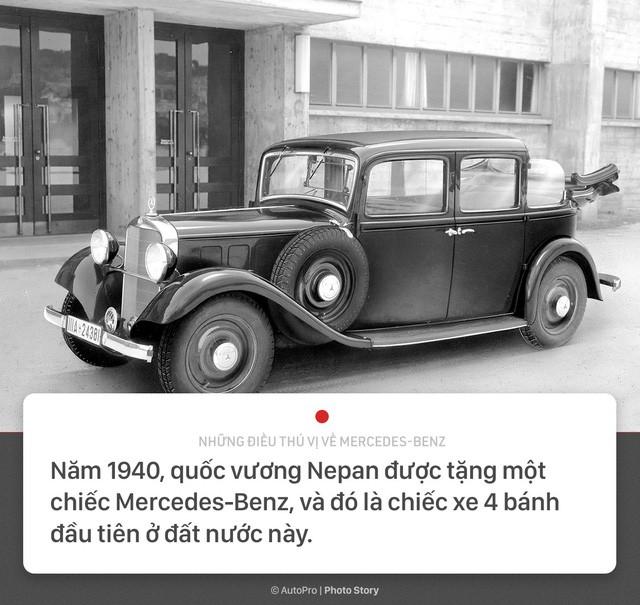 [Photo Story] 10 điều thú vị về Mercedes-Benz: trùm phát xít Hitler là một trong những khách hàng đầu tiên - Ảnh 5.