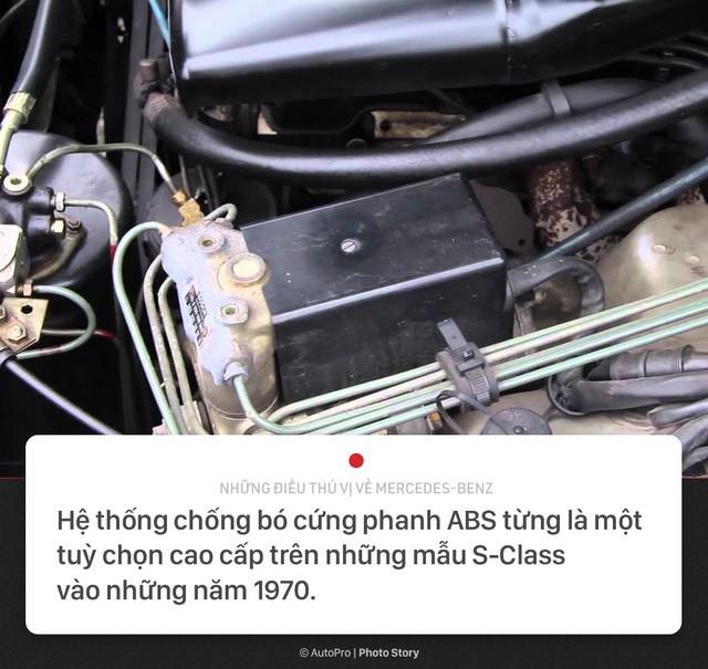 [Photo Story] 10 điều thú vị về Mercedes-Benz: trùm phát xít Hitler là một trong những khách hàng đầu tiên - Ảnh 6.