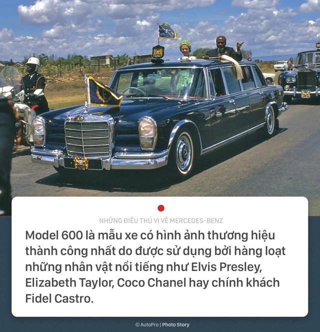 [Photo Story] 10 điều thú vị về Mercedes-Benz: trùm phát xít Hitler là một trong những khách hàng đầu tiên - Ảnh 7.