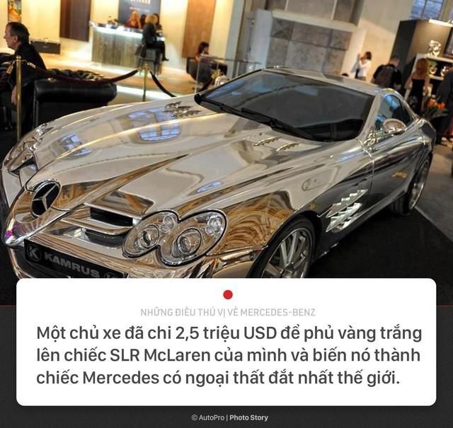 [Photo Story] 10 điều thú vị về Mercedes-Benz: trùm phát xít Hitler là một trong những khách hàng đầu tiên - Ảnh 10.