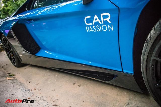 Siêu xe Lamborghini Aventador độc nhất Việt Nam khoác áo mới - Ảnh 3.