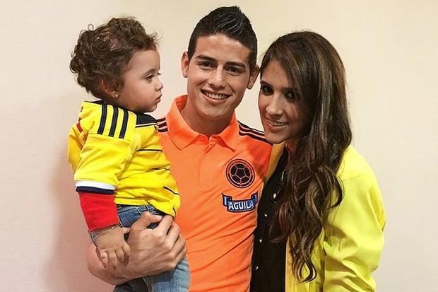 James Rodriguez và người mẹ tuyệt vời đứng sau mọi con đường đi tới thành công - Ảnh 4.