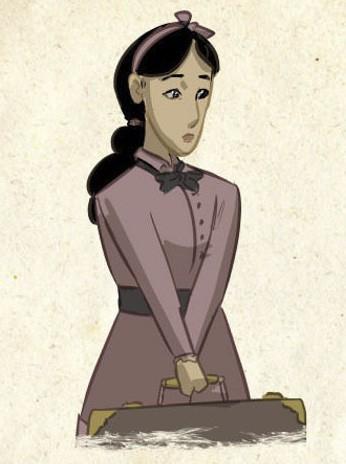 Cuộc đời người phụ nữ Nhật Bản đầu tiên có bằng đại học: Bị gia đình từ bỏ, cuối cùng còn chết trong cô đơn - Ảnh 1.
