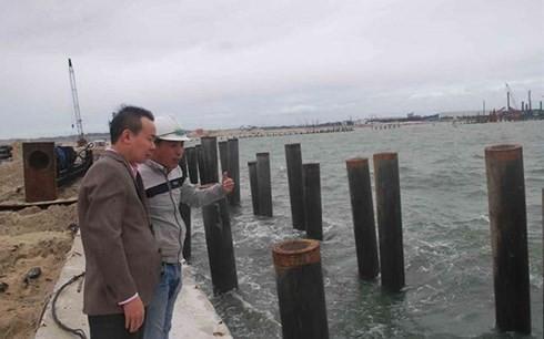 Lên phương án khai quật tàu cổ đắm tại vùng biển Dung Quất - Ảnh 1.