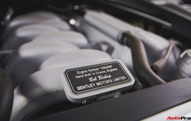 Chiêm ngưỡng Bentley Mulsanne Speed màu cam độc nhất vô nhị tại Việt Nam - Ảnh 14.