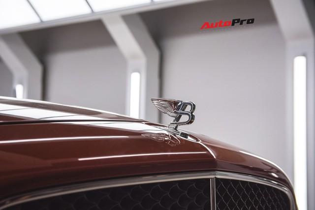 Chiêm ngưỡng Bentley Mulsanne Speed màu cam độc nhất vô nhị tại Việt Nam - Ảnh 15.