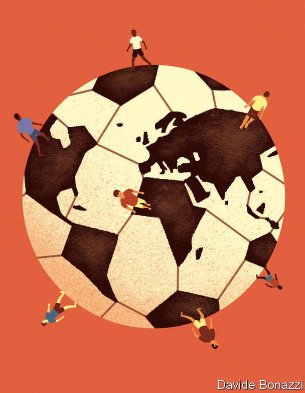 Mô hình kinh tế lý giải vì sao một quốc gia bình thường như Uruguay có thể 2 lần vô địch World Cup còn Trung Quốc thậm chí chưa thể lọt vào vòng 32 - Ảnh 7.