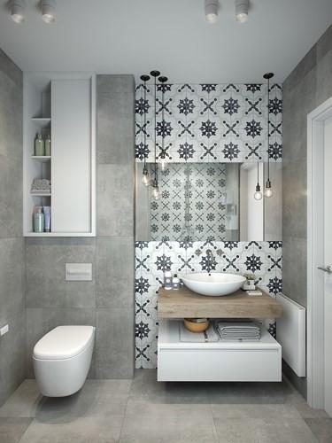 Căn hộ 30 m2 sử dụng nội thất sáng tạo - Ảnh 8.