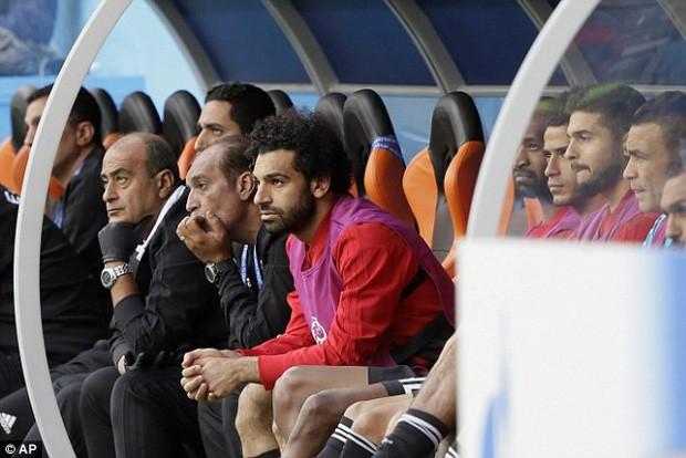 Salah chỉ đạo như Ronaldo, Ai Cập vẫn thua đau cuối trận - Ảnh 1.