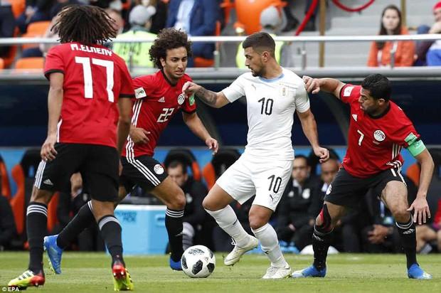 Salah chỉ đạo như Ronaldo, Ai Cập vẫn thua đau cuối trận - Ảnh 2.