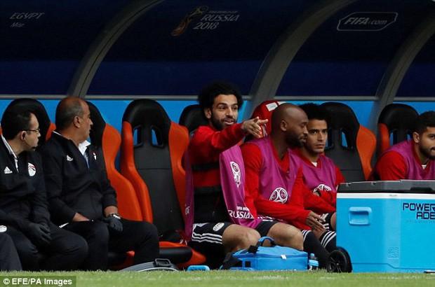 Salah chỉ đạo như Ronaldo, Ai Cập vẫn thua đau cuối trận - Ảnh 3.
