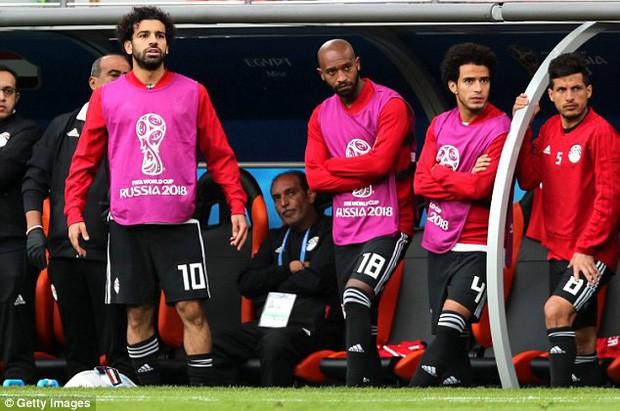 Salah chỉ đạo như Ronaldo, Ai Cập vẫn thua đau cuối trận - Ảnh 4.
