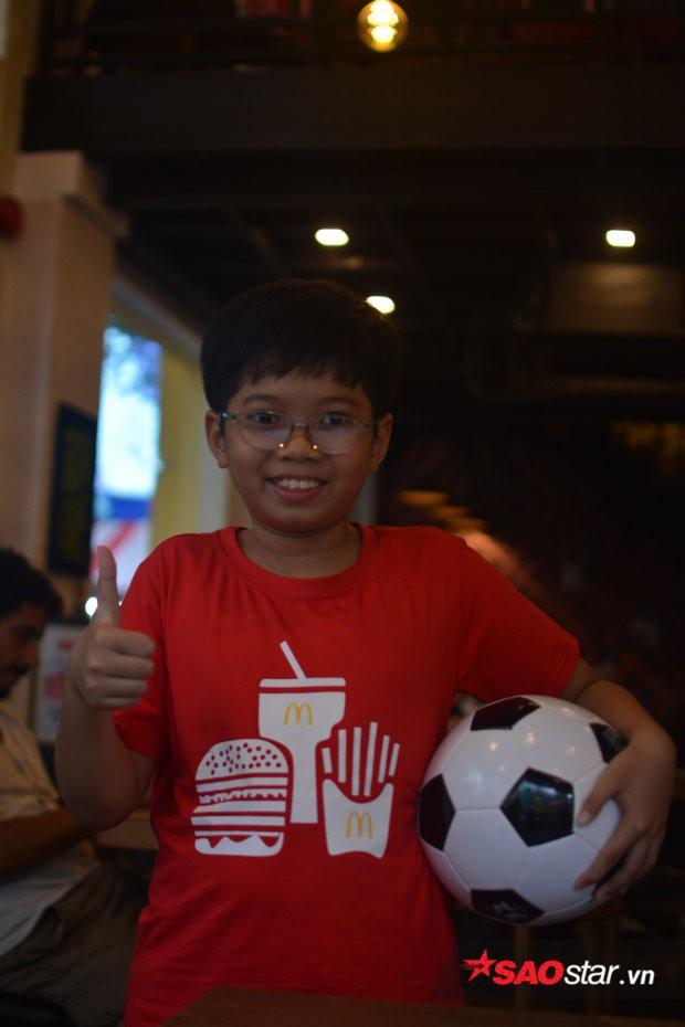 Cậu bé Việt duy nhất được xuất hiện trong chung kết World Cup: Mê nhất chú Messi - Ảnh 5.