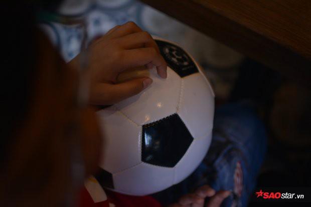 Cậu bé Việt duy nhất được xuất hiện trong chung kết World Cup: Mê nhất chú Messi - Ảnh 6.