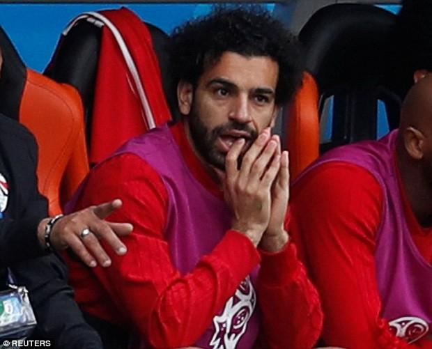 Salah chỉ đạo như Ronaldo, Ai Cập vẫn thua đau cuối trận - Ảnh 6.