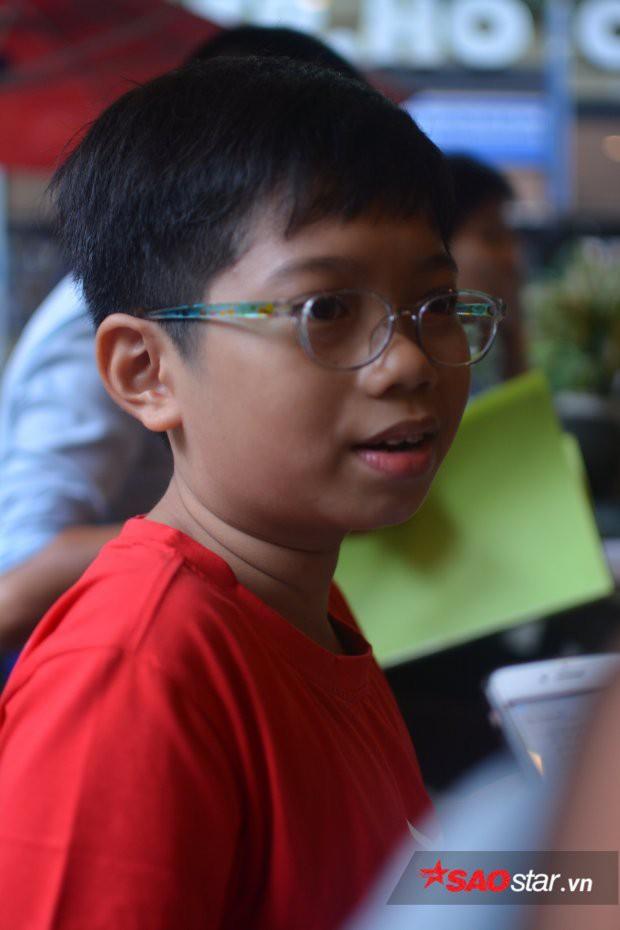 Cậu bé Việt duy nhất được xuất hiện trong chung kết World Cup: Mê nhất chú Messi - Ảnh 7.