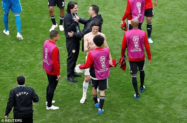 Salah chỉ đạo như Ronaldo, Ai Cập vẫn thua đau cuối trận - Ảnh 7.
