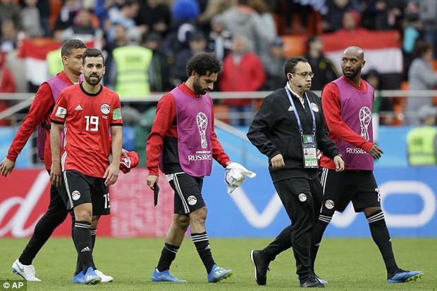 Salah chỉ đạo như Ronaldo, Ai Cập vẫn thua đau cuối trận - Ảnh 8.