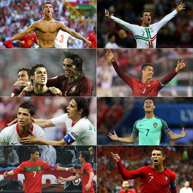 Siêu nhân Ronaldo chạm tới 3 kỷ lục ngày phá lưới Tây Ban Nha - Ảnh 2.