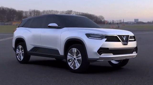 Hai mẫu xe của VINFAST được cho là đã đến châu Âu, sẵn sàng cho Paris Motor Show - Ảnh 1.