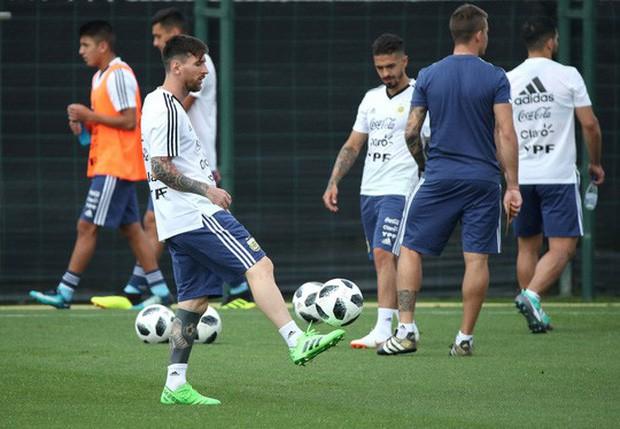 Hơi thở của bóng đá Argentina - Ảnh 2.