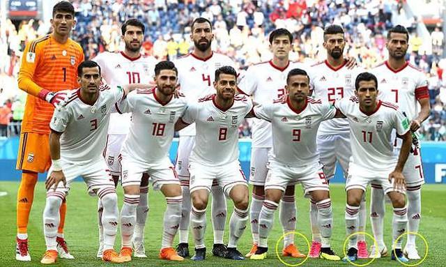 Iran vượt nghịch cảnh bị Mỹ cấm vận... giày ở World Cup ra sao? - Ảnh 3.