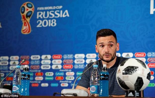 Đội hình tiền tỷ của Pháp khởi động cho trận đấu khai màn World Cup 2018 - Ảnh 3.