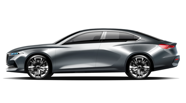Lộ diện hình ảnh thực tế đầu tiên của xe hơi Vinfast? - Ảnh 5.