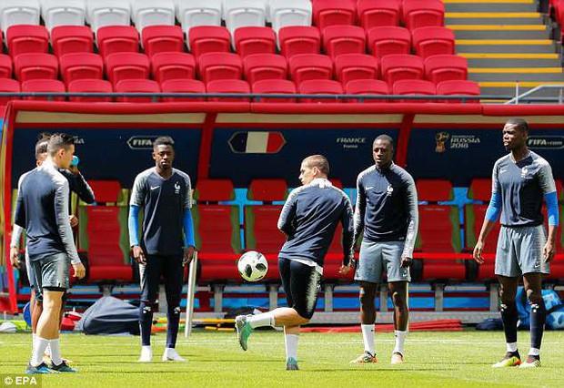 Đội hình tiền tỷ của Pháp khởi động cho trận đấu khai màn World Cup 2018 - Ảnh 8.
