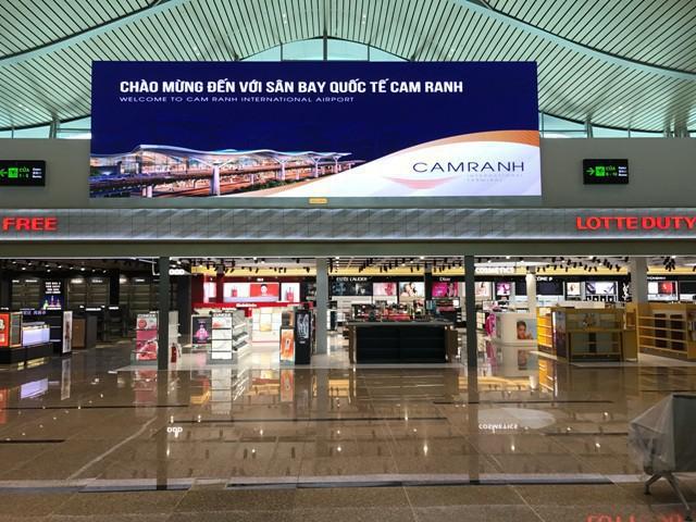 Cận cảnh Nhà ga quốc tế Cam Ranh thông minh và tân tiến nhất Việt Nam trị giá gần 4.000 tỷ đồng - Ảnh 2.