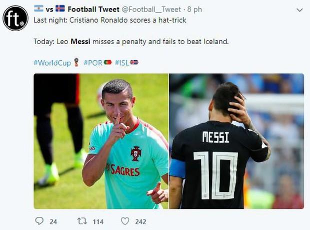 Từ nay, hãy gọi Messi là Miss Penalty - Ảnh 3.