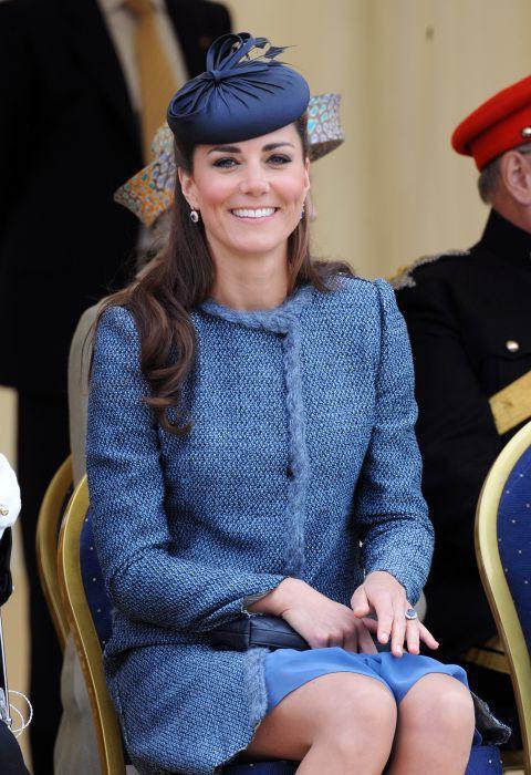 Từ khi làm dâu hoàng gia, Công nương Kate cũng được ưu ái khi nhận những món quà giá trị này - Ảnh 3.