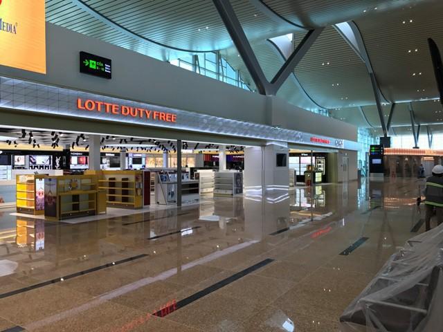 Cận cảnh Nhà ga quốc tế Cam Ranh thông minh và tân tiến nhất Việt Nam trị giá gần 4.000 tỷ đồng - Ảnh 7.